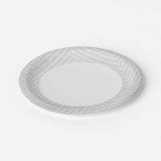 Striped pattern paper background paper plate