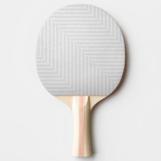 Striped pattern paper background ping pong paddle