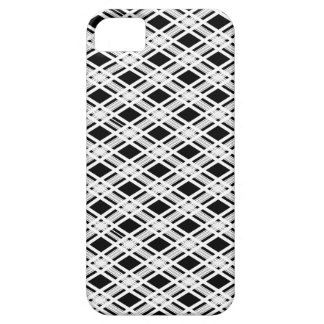Striped Plaid Pattern iPhone 5 Cases