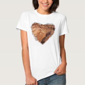 Striped Red Rocks T-shirt