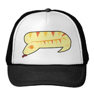 Striped Snake Cap