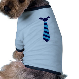 Striped Tie Dog Clothes