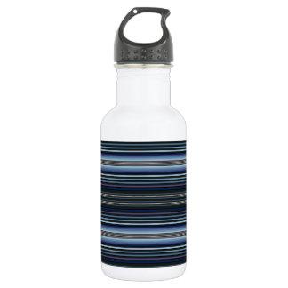 Stripes 532 Ml Water Bottle