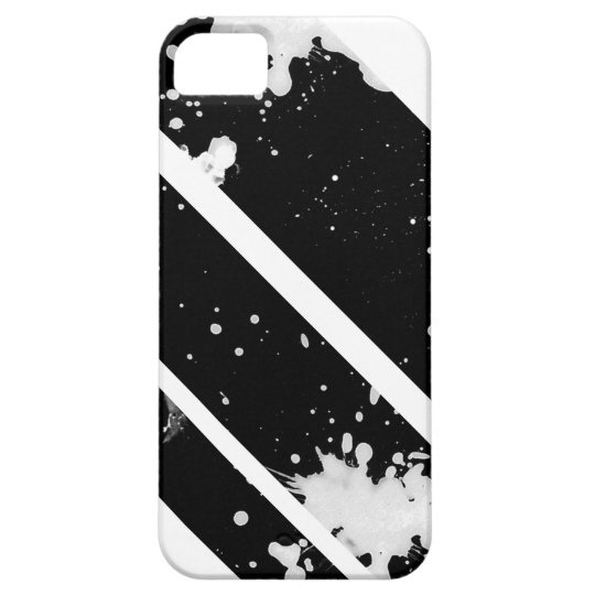 Stripes Barely There iPhone 5 Case