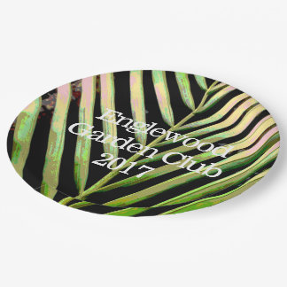 Stripes by Nature Paper Plate