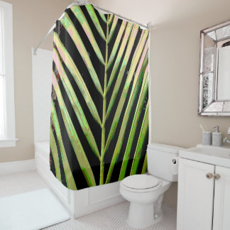 Stripes by Nature Shower Curtain