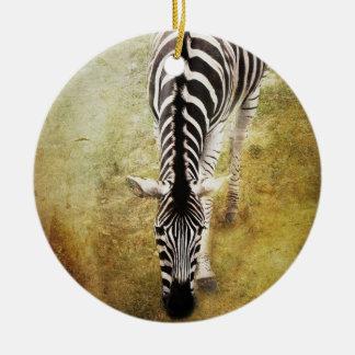 Stripes Christmas Ornament