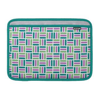 Stripes custom iPad / laptop sleeve
