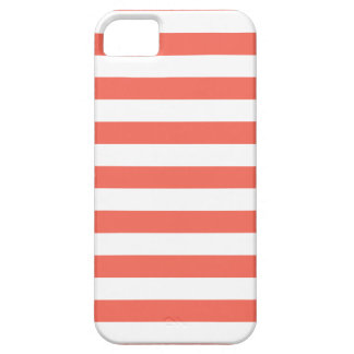 Stripes Emberglow iPhone 5 Case