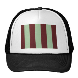 STRIPES MESH HATS
