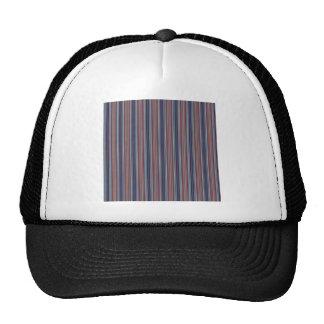 Stripes Mesh Hat
