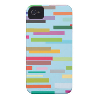 Stripes in Colour iPhone 4/4S Case-Mate