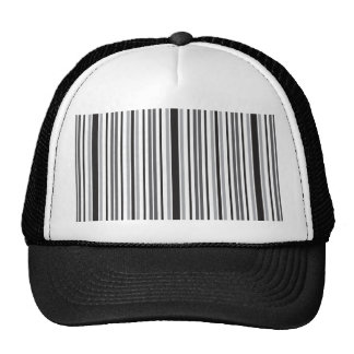 Stripes in Gray Hats
