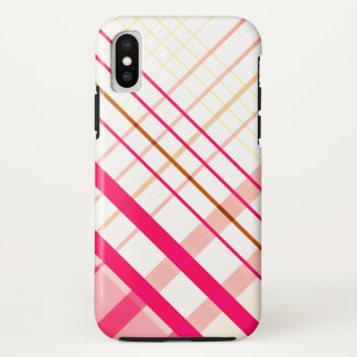 stripes iPhone x case