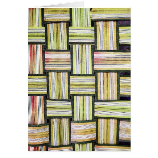 Stripes Line Art Fashion Passion, Green, Pink, Sty Cards