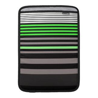 stripes MacBook sleeves