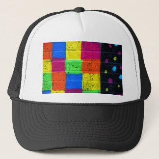 Stripes n Spots Trucker Hat