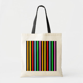 Stripes (Parallel Lines) - Red Blue Green Pink Bags