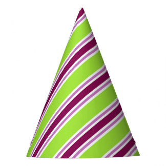 Stripes Party Hat