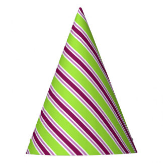 Stripes Party Hat