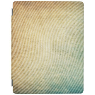 Stripes pattern background iPad cover