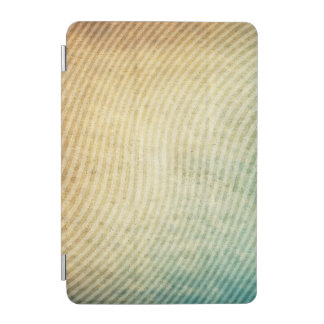 Stripes pattern background iPad mini cover