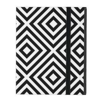 Stripes Pattern Cover For iPad