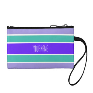 Stripes Pattern custom accessory bags