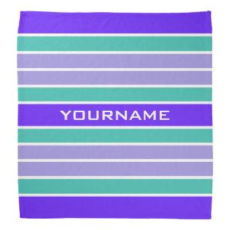 Stripes Pattern custom bandana
