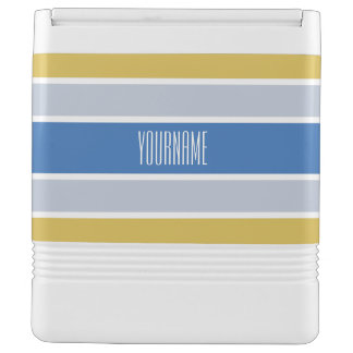Stripes Pattern custom cooler Igloo Cooler