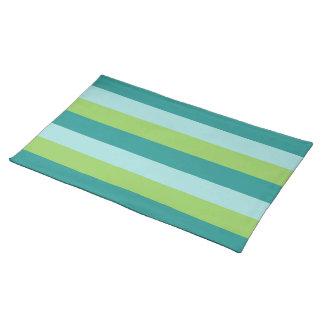 Stripes Pattern custom placemats