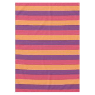 Stripes Pattern custom table cloths