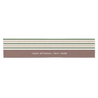 Stripes Pattern custom table runners