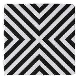 Stripes Pattern Trivet