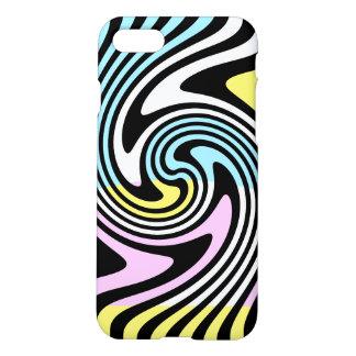 Stripes Swirl iPhone 7 Case