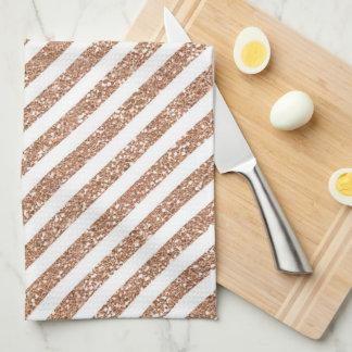 Stripes Tea Towel