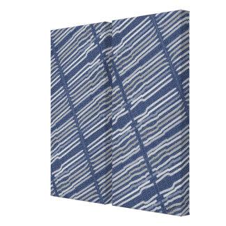 Stripes with Attitude Canvas Print
