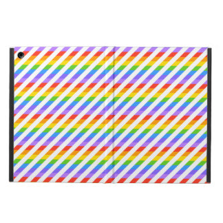 Stripes with Rainbow Colors. Case For iPad Air