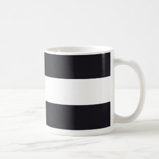 STRIPESBYN3 COFFEE MUG