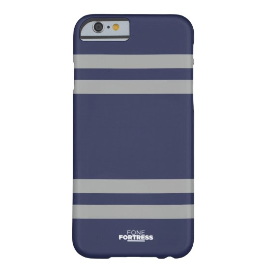 Stripey slim iPhone 6 case