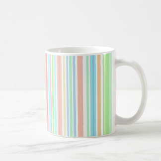 Stripped 325 ml  Classic White Mug