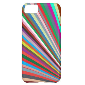 Strips in colors cases iPhone 5C cases