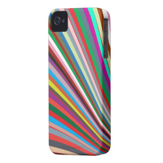 Strips in colors cases Case-Mate iPhone 4 case