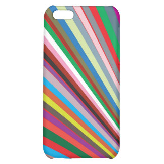 Strips in colors cases case for iPhone 5C