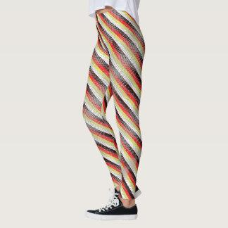 Stripy fun stylish Leggings