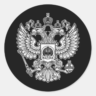 Strk3 Crest Logo Sticker