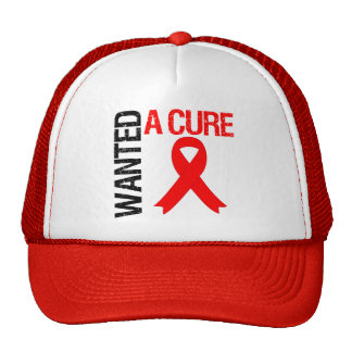 Stroke Awareness Wanted A Cure Trucker Hats