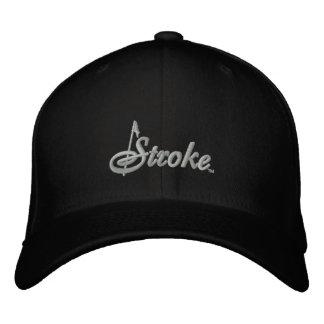 STROKE Flex-Fit Embroidered Baseball Cap