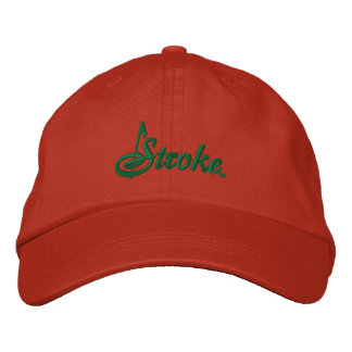 STROKE Prep Embroidered Hats