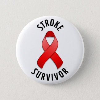 Stroke Survivor Button